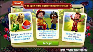 FV2CE, Fireworks, People