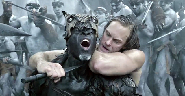 legend of tarzan movie review
