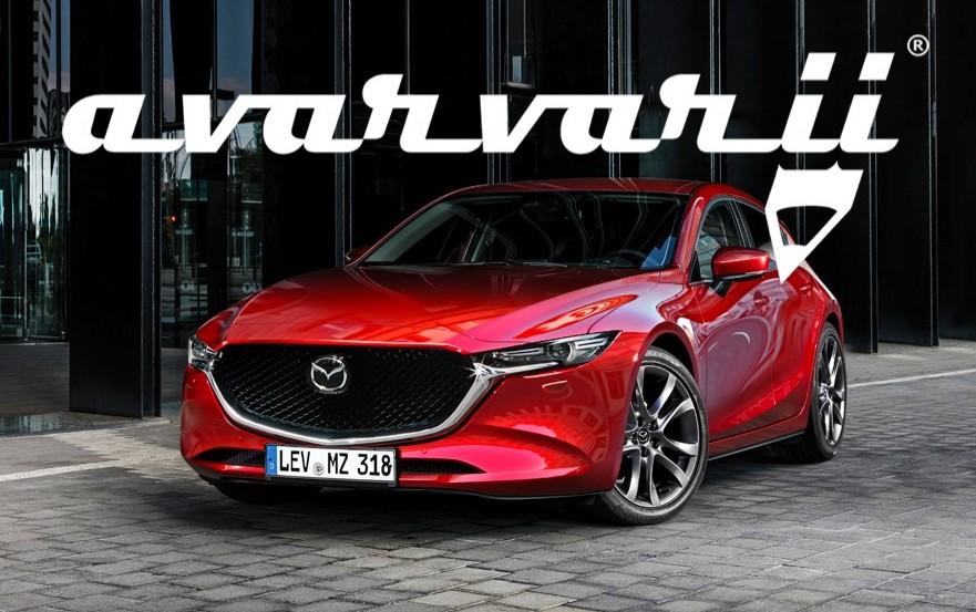 Mazda 3 Axela 2017 >> 2019 Mazda3 (render) - Ms-Blog