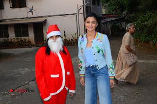 Bollywood Actress Alia Bhatt Stills at Christmas Celetion Mumbai  0014.jpg