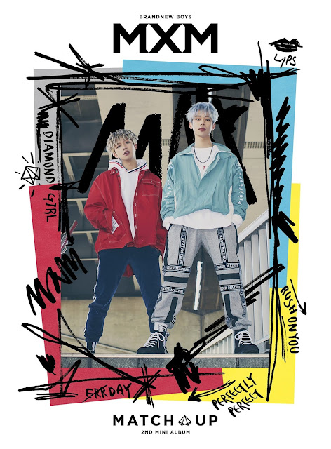 MXM Comeback 2018 [Photo Teaser]