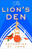 Giveaway - The Lion's Den