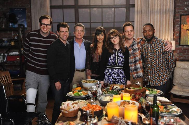 New Girl - Episode 6.07 - Last Thanksgiving - Promo, Promotional Photos & Press Release