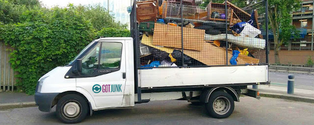 junk removal hauling