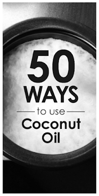 50 Ways to Use Coconut Oil to Better Your Life