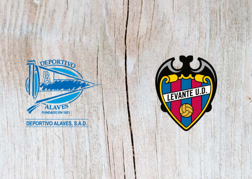 Deportivo Alaves vs Levante - Highlights 11 February 2019