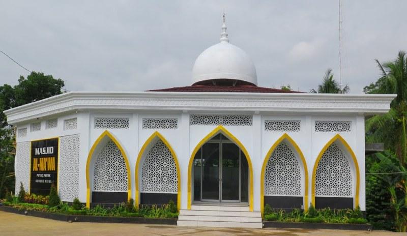 Grc Hexacon Indonesia Ornamen Grc Dan Roster Beton Krawangan Masjid