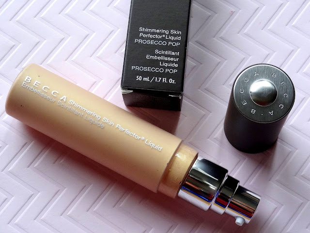 Becca Prosecco Pop Shimmering Skin Perfector Liquid Highlighter