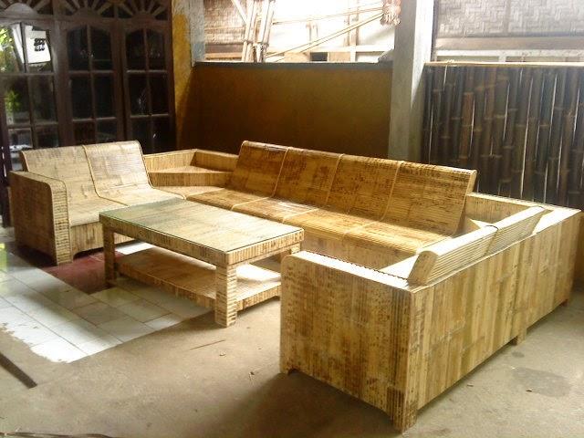 12 Kerajinan Tangan dari Bambu Unik dan Kreatif Bernilai