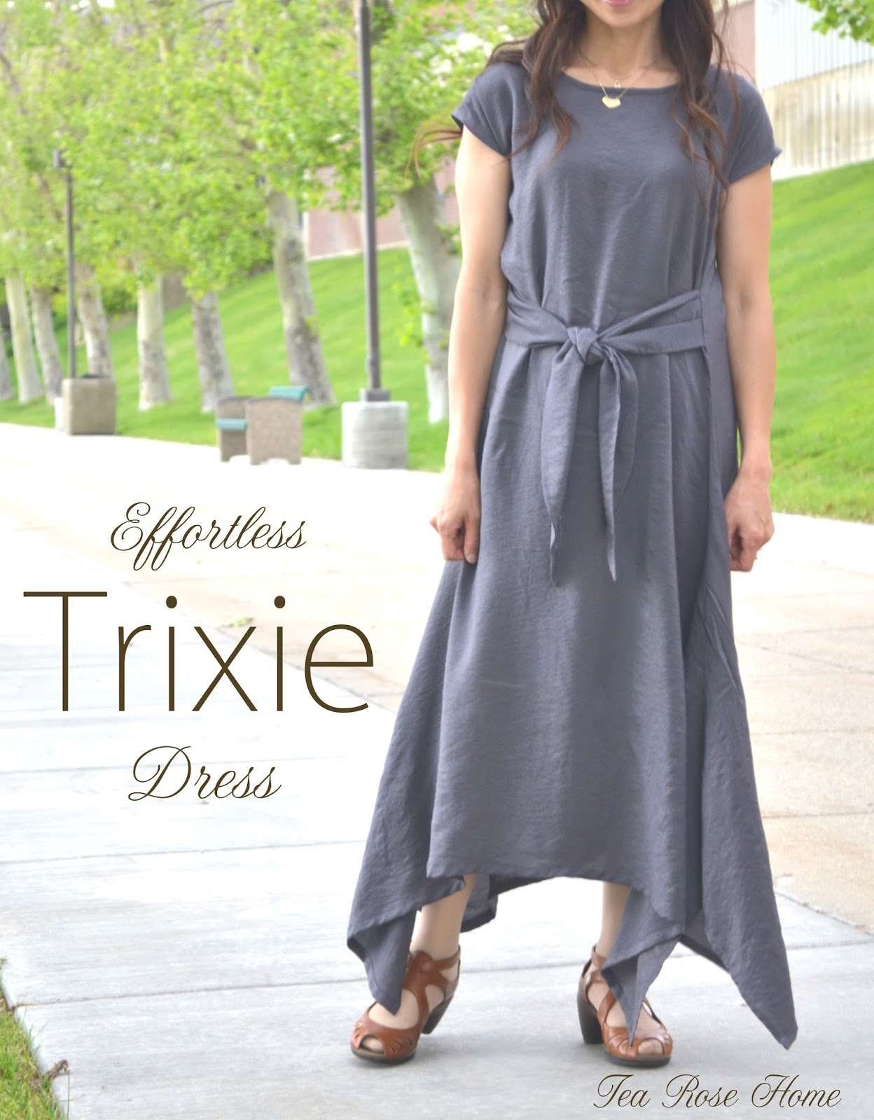 30 Days of Sundress ~ Effortless Trixie Dress 102c955b6