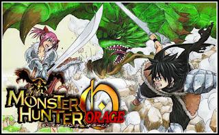 Monster Hunter Orage de Hiro Mashima manga mangaka bd bande-dessinée bdocube blog dessinateur illustrateur dessin illustration information japon japonais publication édition éditeur