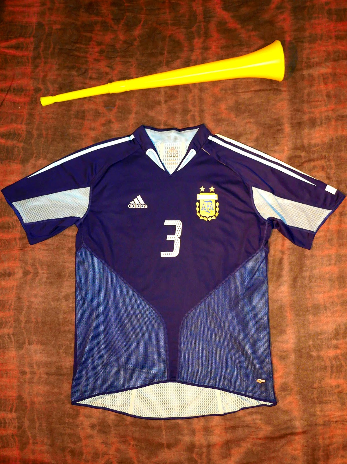 6964b6018 (Away 2003-05 - Adidas)