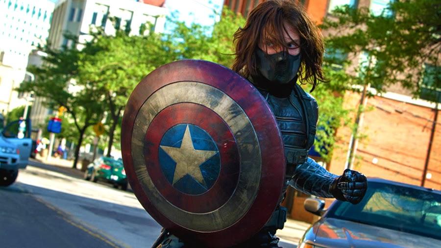 Bucky Barnes este The Winter Soldier