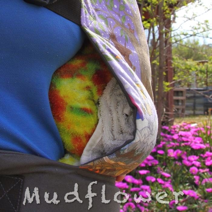 Mudflower Newborn Baby Carriers Part 1 Of 4