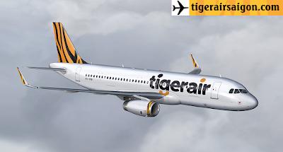 Vé máy bay Tiger Air quận 5