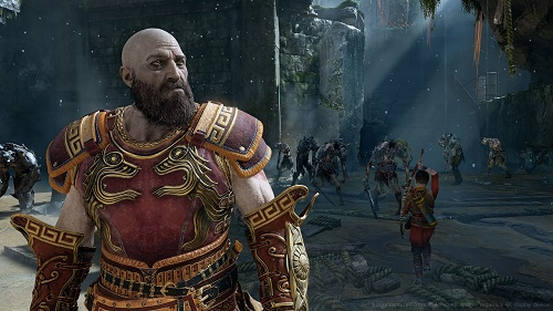 God of War DLC has cancelled
