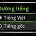 Cách thay đổi đường tiếng trên đầu thu K+ Technicolor HD