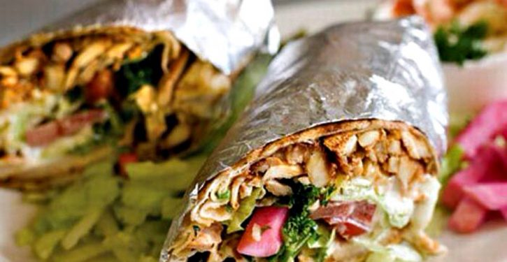 The Real Lebanese Dietetic Shawarma And So Delicious