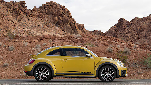 Order books opening for Volkswagen's rugged new Beetle Dune