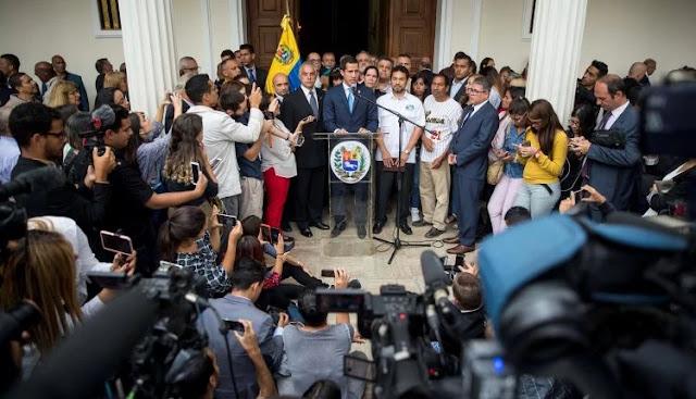 ¿Cuáles son las intenciones de Juan Guaidó y la Asamblea Nacional?