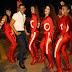 """Inicia el reinado de Momo en """"Plaza Carnaval"""""""