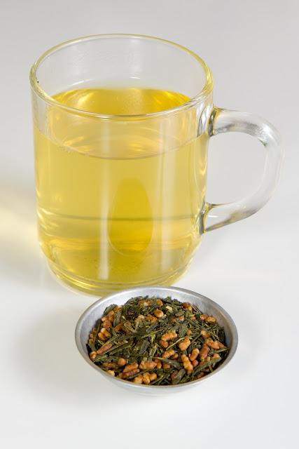 It's Tea Time: Genmaicha (Brown Rice Green Tea)