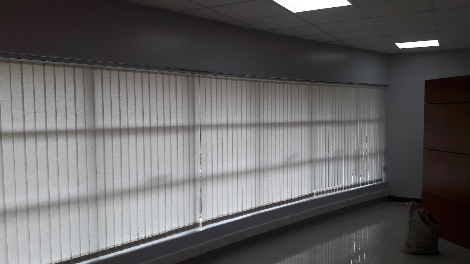 Window curtains for office-Window Blinds-Vertical window ...