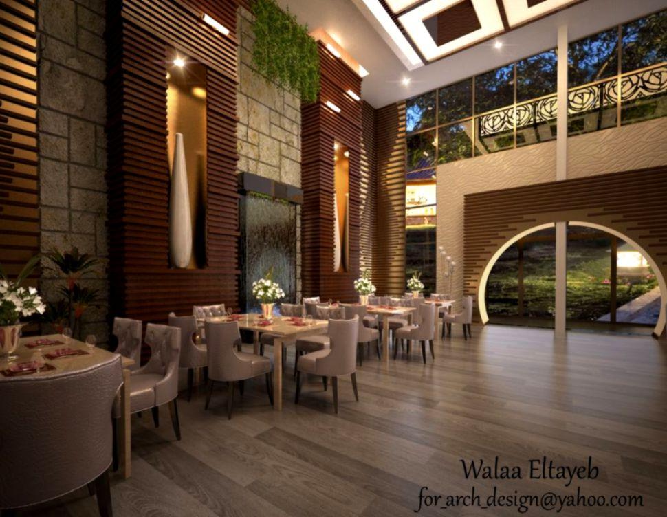Modern Restaurants Interior Design | Wallpapers Zones