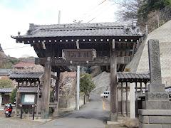 法性寺山門