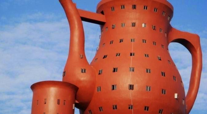 Desain Bangunan Paling Gila Di Dunia