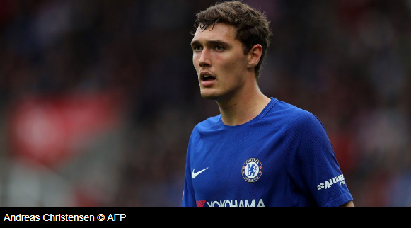 "alt=""Andreas Christensen admitted happily"""