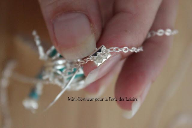 sautoir, collier, musical, bola, DIY, bijoux, mini bonheur, perle des loisirs