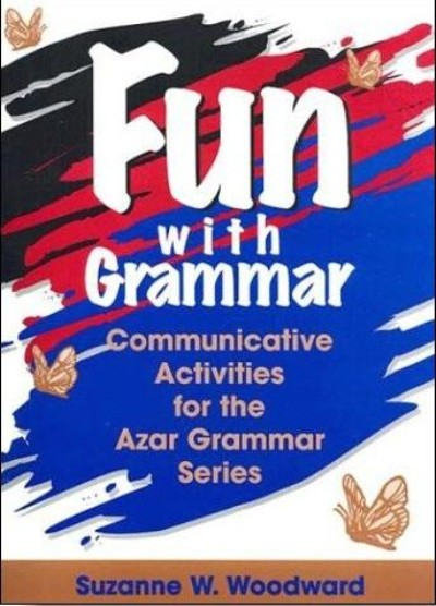 Fun grammar activities resource book for English teachers