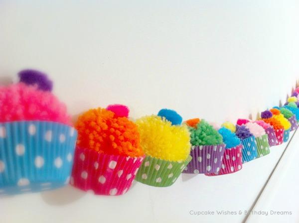 Cupcake Wishes & Birthday Dreams: {Cupcake Monday} Yarn ...