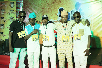 Ariya Repete: First Set of Artistes for Quarter Finals Emerge in Akure, Ibadan