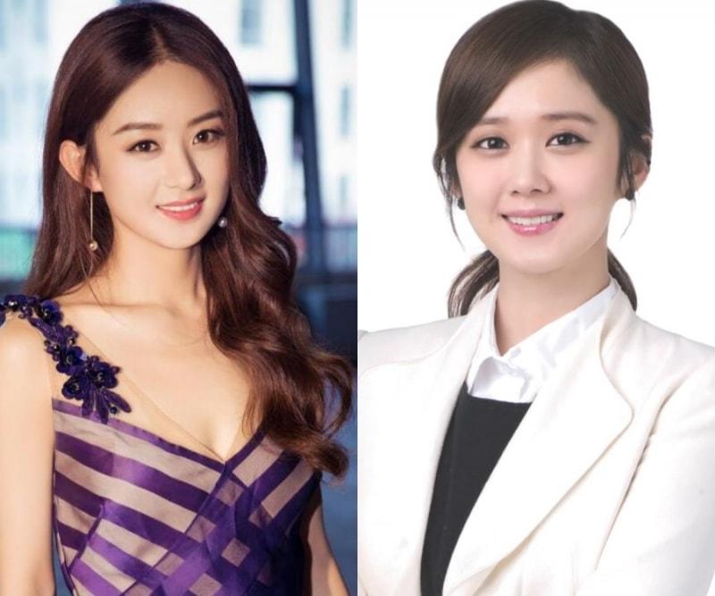 Những sao Hoa - Hàn giống nhau như anh chị em 'thất lạc' - Ảnh 2