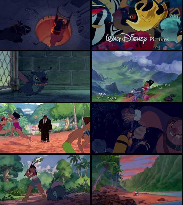 Lilo and Stitch 2002 Dual Audio Hindi 480p BluRay
