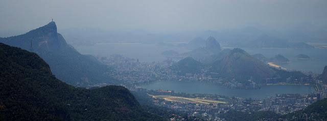 Brasil Rio de janeiro trilha pedra da gávea fotos indio vista
