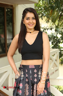 Actress Rashi Khanna Pictures at Hyper Movie Interview  0145.JPG