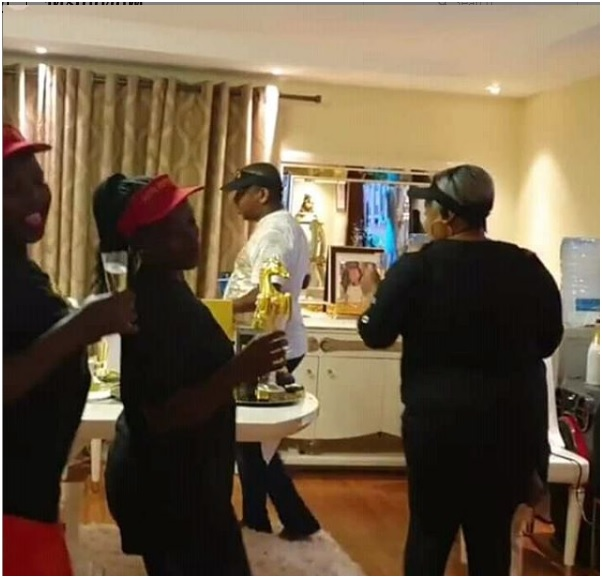 6 - Money is good! See PHOTOs from Governor SONKO's lavish birthday party, flashy life was displayed everywhere.