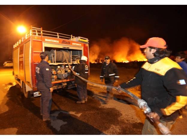 Resultado de imagen para Mendoza . Gral. Alvear . Incendios