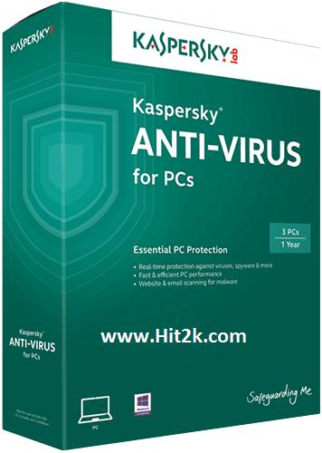 Kaspersky Antivirus 2016 Crack , Activation Codes Download