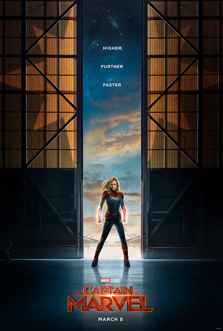 First Captain Marvel Trailer Officially Arrived