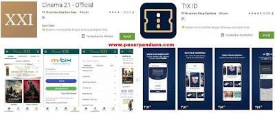 aplikasi m-tix dan tix id