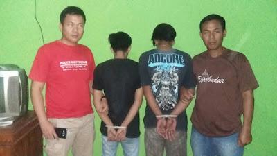 Polres Lampung Timur Tangkap Pelaku Tindak Pidana Narkotika