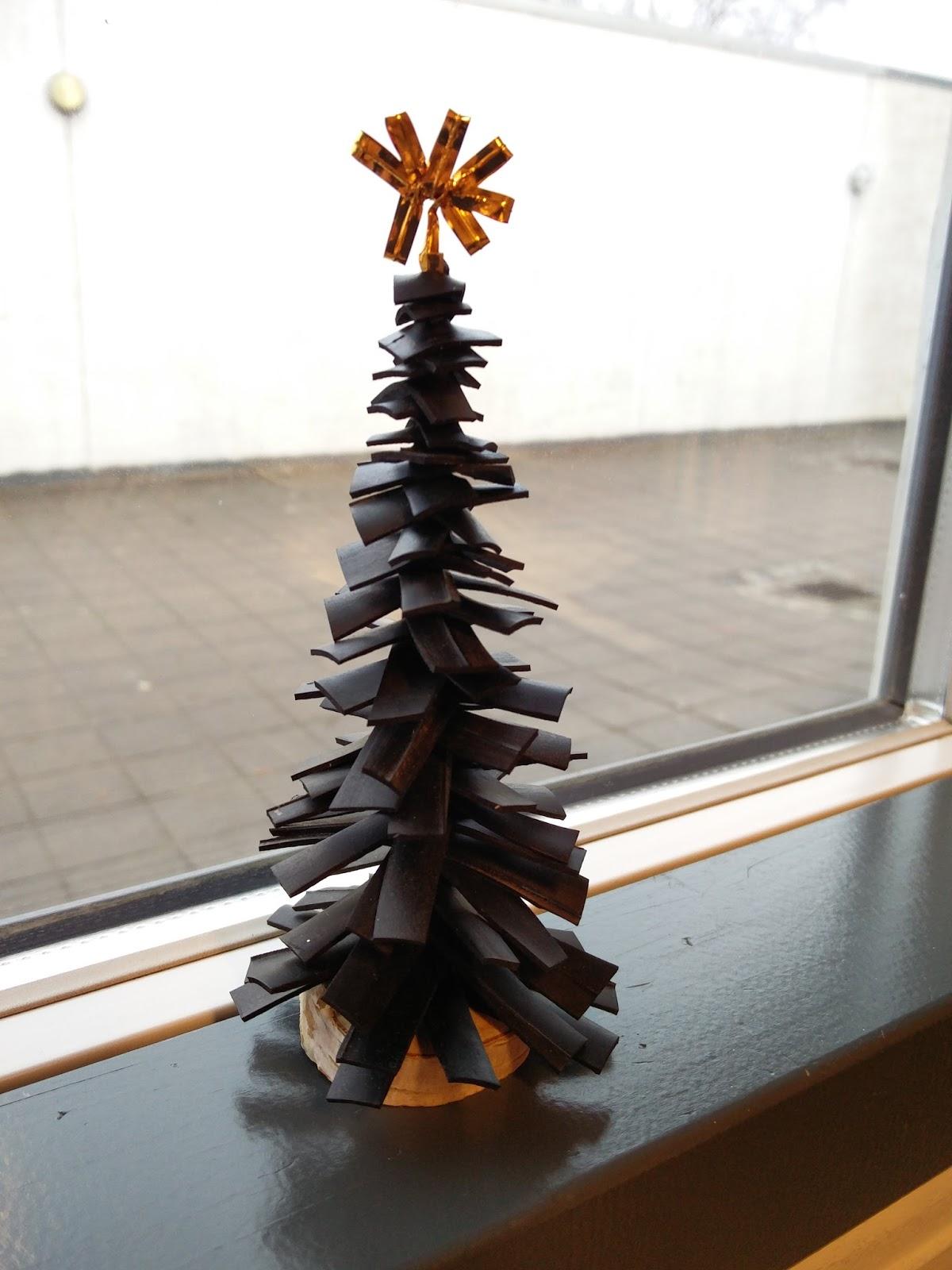 opskrift på juletræer af cykelslanger