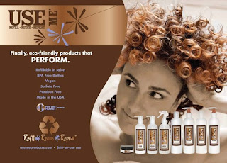 Use Me Products Hair Salon products