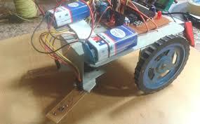 MC Based Line Follower Robot