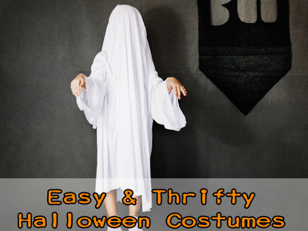 Easy & Thrifty Halloween Costumes