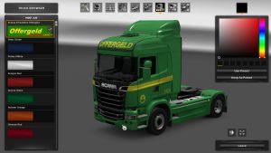 Combo Pack Offergeld Logistik